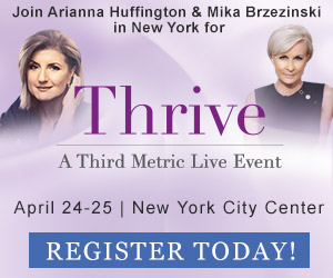 Register for Thrive 2014!